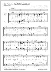 Franz Schubert: tôw l'hòdòs