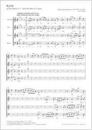 Ludwig van Beethoven: Kyrie