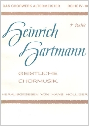 Hartmann: Confortativae sacrae symphoniae