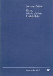 Erstes Musicalisches Lustgärtlein
