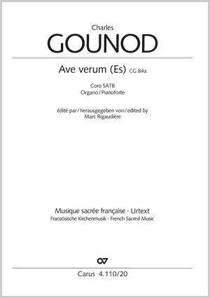 Charles Gounod: Ave verum