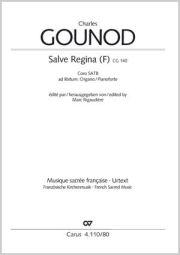 Charles Gounod: Salve Regina
