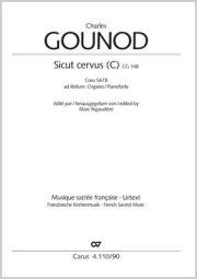 Charles Gounod: Sicut cervus