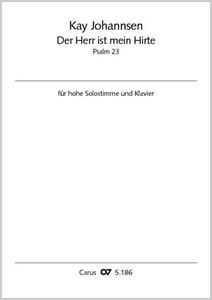 Kay Johannsen: Der Herr ist mein Hirte