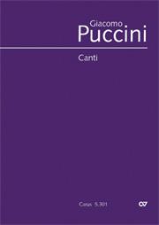 Puccini: Canti per voce e pianoforte