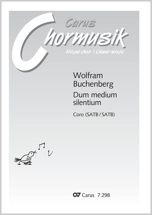 Wolfram Buchenberg: Dum medium silentium