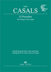 Pablo Casals: El Pessebre / Die Krippe