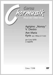 Diestro, Ave Maria + Kyrie