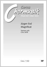 Jürgen Essl: Magnificat