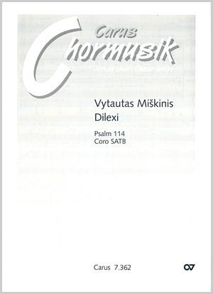 Vytautas Miskinis: Dilexi