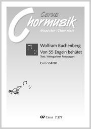 Wolfram Buchenberg: Von 55 Engeln behütet