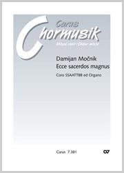 Damijan Mocnik: Ecce sacerdos magnus