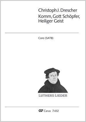 Christoph Drescher: Komm, Gott Schöpfer, Heiliger Geist