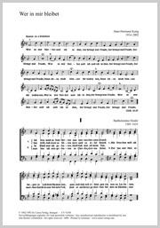 Sieben Choralsätze von Kurig, Helder, Schütz