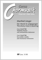 Manfred Länger: Der Mond ist aufgegangen