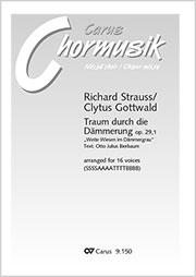 Strauss/Gottwald: Traum durch die Dämmerung