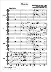 Strauss/Gottwald: Morgenrot