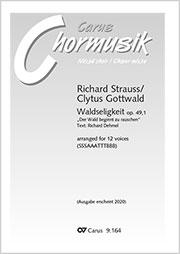 Strauss/Gottwald: Waldseligkeit