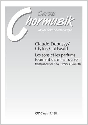 Claude Debussy: Les sons et les parfums tournent dans l'air du soir