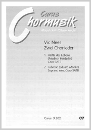 Nees: Zwei Chorlieder