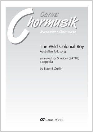 Naomi Crellin: The Wild Colonial Boy