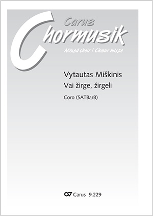 Vytautas Miskinis: Vai zirge, zirgeli