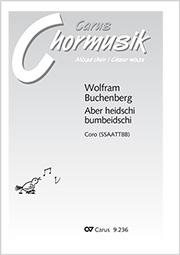 Wolfram Buchenberg: Aber heidschi bumbeidschi