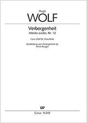 Hugo Wolf: Verborgenheit