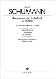 Romanzen und Balladen I op. 67