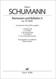 Romanzen und Balladen II op. 75