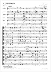 Robert Schumann: In Meeres Mitten