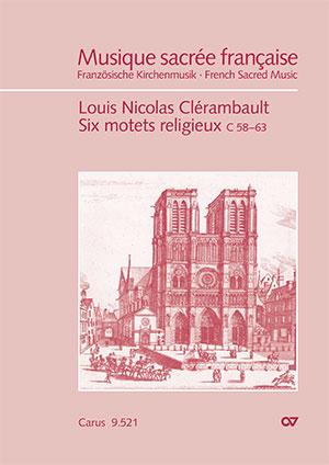 Clérambault: Sechs Motetten