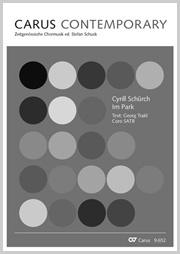 Cyrill Schürch: Im Park