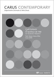 Cyrill Schürch: Les Quatrains Valaisans