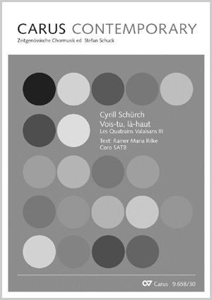 Cyrill Schürch: Vois-tu, là haut