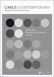 Daniel Elder: Verbum caro factum est