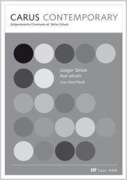 Gregor Simon: Ave verum