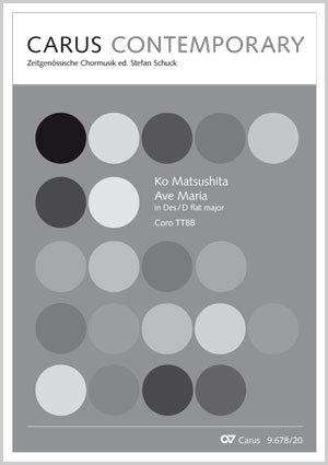 Ko Matsushita: Ave Maria in Des