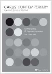 Ko Matsushita: O magnum mysterium