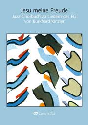 Jazz-Chorbuch: Jesu meine Freude