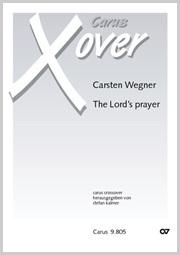 Carsten Wegner: The Lord's prayer