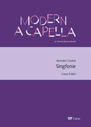 Benedict Goebel: Singfonie