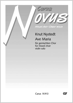 Knut Nystedt: Ave Maria