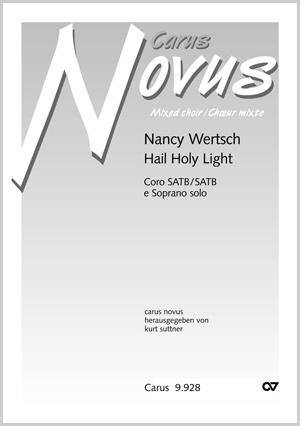 Nancy Wertsch: Hail Holy Light