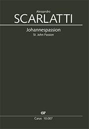 Alessandro Scarlatti: Johannes-Passion