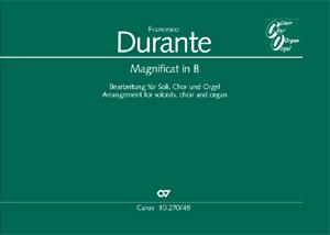 Francesco Durante: Magnificat in B