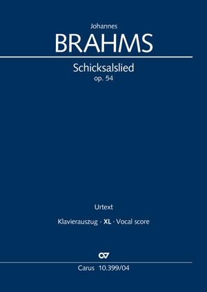 Johannes Brahms: Schicksalslied