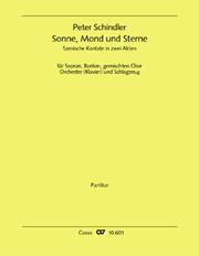 Peter Schindler: Sonne, Mond und Sterne