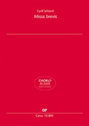 Cyrill Schürch: Missa brevis