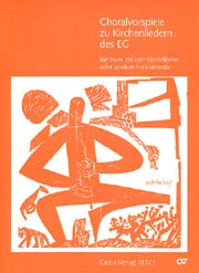 Choralvorspiele zu Kirchenliedern des EG